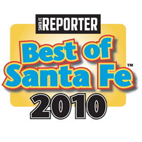 Best of Santa Fe 2010 logo