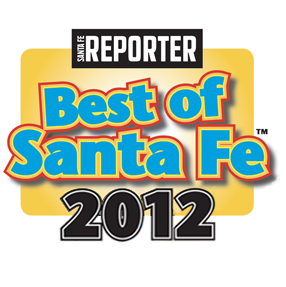Best of Santa Fe 2012 logo