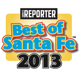 Best of Santa Fe 2013 logo