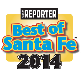 Best of Santa Fe 2014 logo
