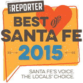Best of Santa Fe 2015 logo