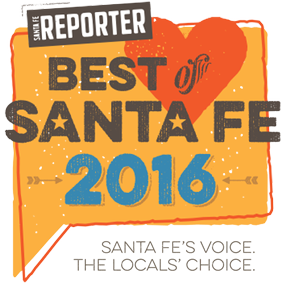 Best of Santa Fe 2016 logo