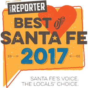 Best of Santa Fe 2017 logo