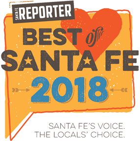 Best of Santa Fe 2018 logo