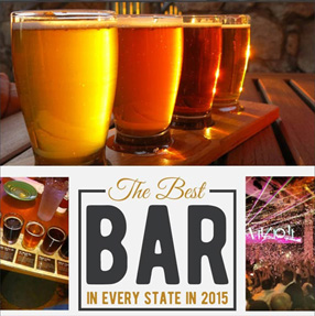 Buzzfeed Best Bar in Every State in 2015